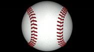 Db baseball 03 hd1080 Stock Footage