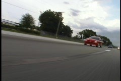 Cars on the Highway Stock Footage