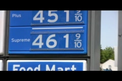 Excessive Gas Prices - stock footage