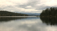 Stock Video Footage of Purden Lake Prov Park  Cariboo BC