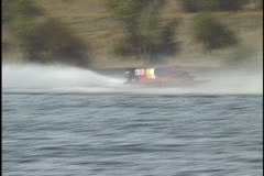 Powerboats 4 Stock Footage
