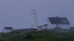CAPE SPEAR LIGHTHOUSE Stock Footage