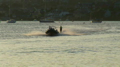 Stock Footage - Water Skiing Stock Footage