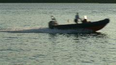 Water Skiing Stock Footage