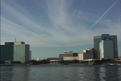 Pans Jacksonville FL Stock Footage