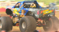 Stock Video Footage of Monster Truck II HD