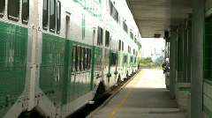 traingoingby - stock footage