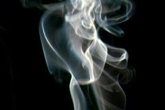 Stock Video Footage of Real smoke NTSC slowmotion