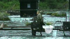 Alaska Fish and Game Stock Footage