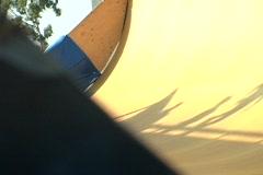 PLG kickflip nosegrind Stock Footage