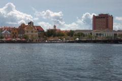 NTSC: Willemstad, Netherlands Antilles Stock Footage