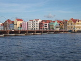 Stock Video Footage of NTSC: Willemstad, Netherlands Antilles