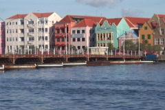 NTSC: Willemstad, Netherlands Antilles - stock footage