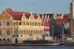 NTSC: Willemstad, Netherlands Antilles Stock Footage