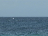 NTSC: Small fishing boat on rough sea Stock Footage