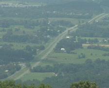 PAL: Shenandoah Mountains Stock Footage