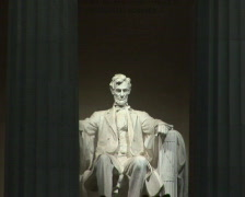 PAL: Lincoln Memorial Stock Footage
