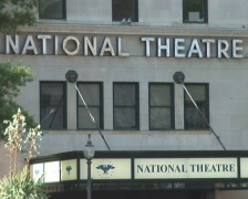 PAL: The National Theatre Stock Footage