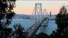 Postcards from San Francisco Stock Footage