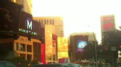 Vegas editorial 4 Stock Footage