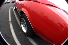 1967 camaro  Stock Footage