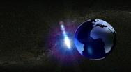 Stock Video Footage of Global Satellite HD 15