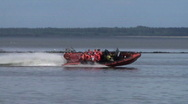 Powerboat Stock Footage