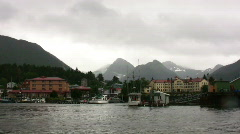 Sitka Stock Footage