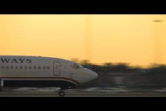 Stock Video Footage of US Airways