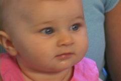 Tiukka laukaus vauva Arkistovideo