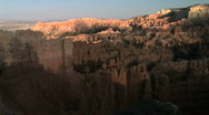 Bryce Canyon, Time Lapse Stock Footage