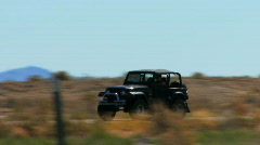 Jeep HD Stock Footage