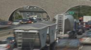 Cross Town Traffic Stock Footage