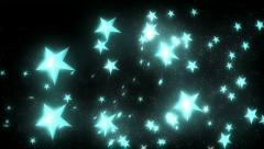 Christmas Fairy Dust - stock footage