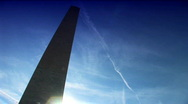 Stock Video Footage of Washington Monument, DC
