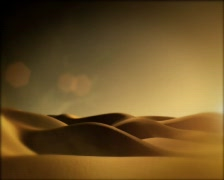Desert Dolly 01 - stock footage