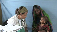 Stock Video Footage of India/Nepal: Emergency Medical Response