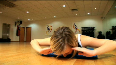 Fitness & wellbeing Stock Footage