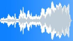 descend digita - sound effect