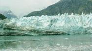 Glaciers Stock Footage