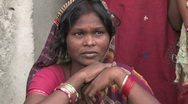 Stock Video Footage of India/Nepal: 2008 Flood victoms Stock Footage