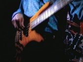 Stock Video Footage of Bass guitar