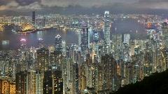 Hong Kong - stock footage