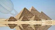Stock Video Footage of Pyramids