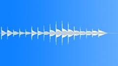 mallets descend - sound effect