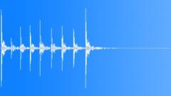Door knock inside Sound Effect