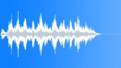 metal wobble sheet - sound effect