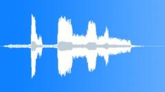 Party favor noise Sound Effect