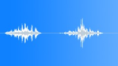 Tin box turn move Sound Effect