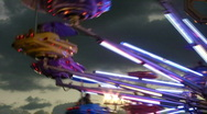 Stock Video Footage of Fun carrousel